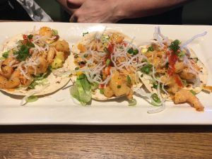 Fish Taco Friday Salt Lime Cabo Grill Pam Asberry