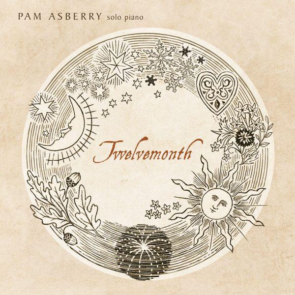 Twelvemonth CD Cover